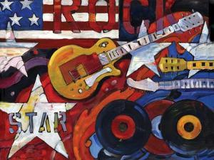 Rockstar by Paul Brent