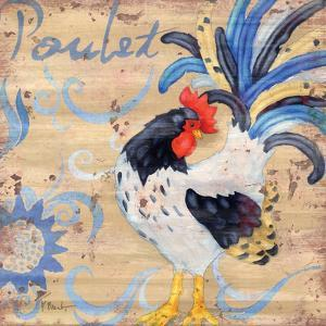 Royale Rooster IV by Paul Brent