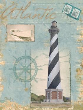 Seacoast Lighthouse I by Paul Brent