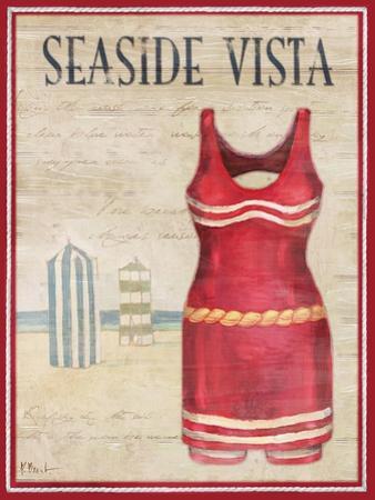 Seaside Vista by Paul Brent