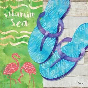 Sunshine Sandals II by Paul Brent