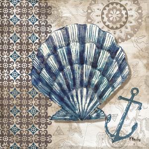 Tide Pool Shells II by Paul Brent
