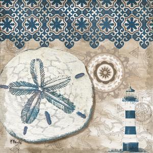 Tide Pool Shells IV by Paul Brent