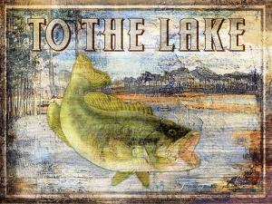To the Lake by Paul Brent