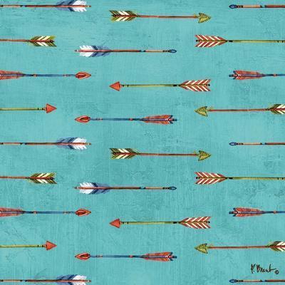 Tribal Trek Arrows II