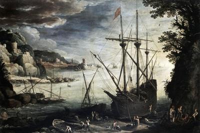 Harbor, 1611