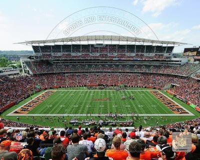 Paul Brown Stadium 2011