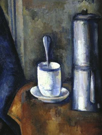 Woman with a Coffee Pot, c.1890-95 (detail)