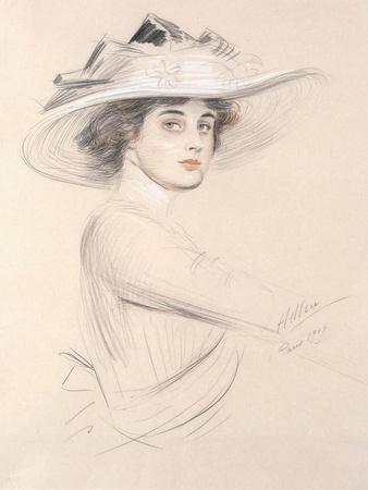 Portrait of a Woman, 1909
