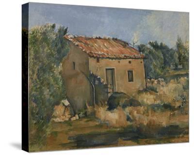 Abandoned House near Aix-en-Provence, c.1885-1887