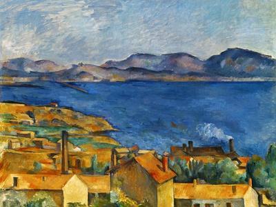 Cezanne:Marseilles,1886-90