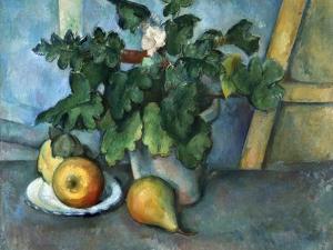 Cezanne: Still Life, C1888 by Paul Cézanne