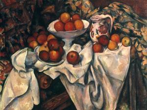 Cezanne: Still Life, C1899 by Paul Cézanne
