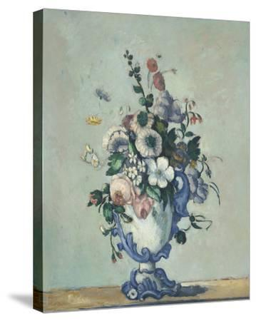 Flowers in a Rococo Vase, c.1876