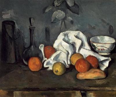 Fruits by Paul Cézanne