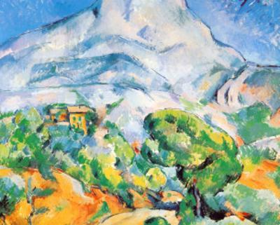 La Montagne St. Victoire