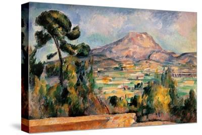Mont Sainte Victoire by Paul Cézanne