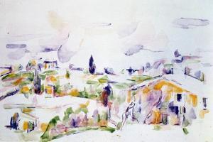 Passage Through Provence, C1900-1906 by Paul Cézanne