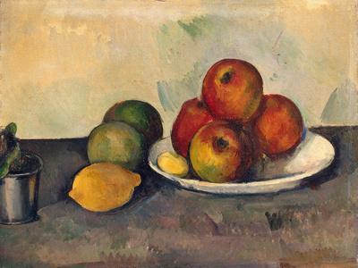 Still Life with Apples, C.1890