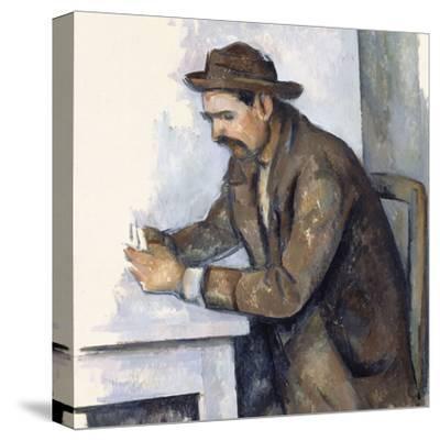 The Cardplayer, 1890-1892