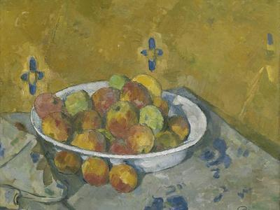 The Plate of Apples, C.1877