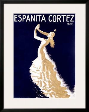 Espanita Cortez by Paul Colin