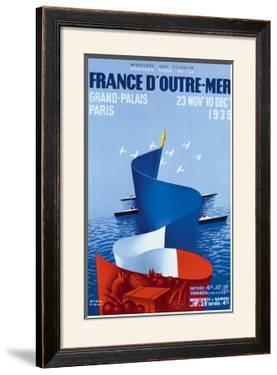 France d'Outre-Mer by Paul Colin
