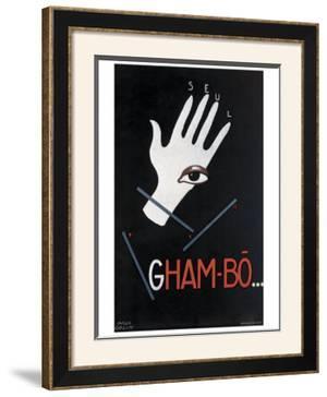 Gham Bo by Paul Colin