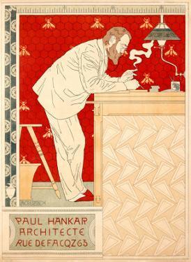 Paul Hankar by Paul Crespin