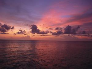 Sunset over the Gulf of Mexico by Paul Damien