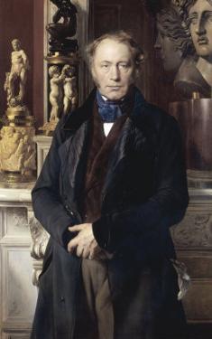 James-Alexandre de Pourtales-Gorgier by Paul Delaroche