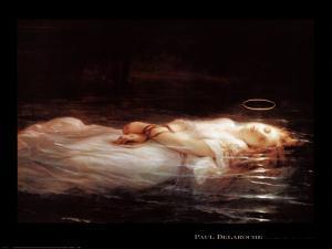 Jeune Martyre, 1855 by Paul Delaroche
