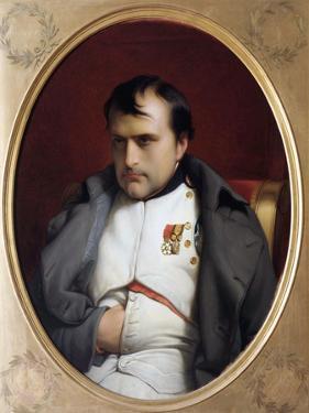 Napoleon in Fontainebleau by Paul Delaroche