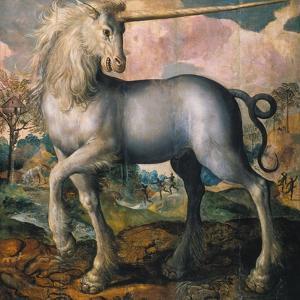 Unicorn, 1572 by Paul Delaroche