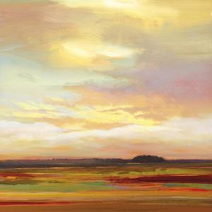 Landscape View - Warm by Paul Duncan