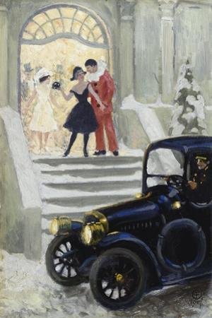 After the Ball, 1917