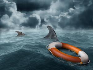 Lost At Sea by paul fleet