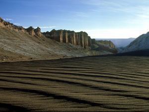 Atacama Desert, Chile by Paul Franklin