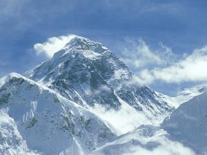 Mount Everest, Nepal by Paul Franklin