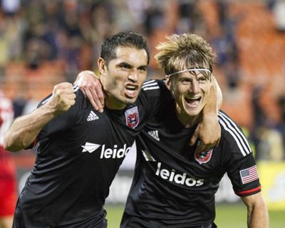 Apr 26, 2014 - MLS: FC Dallas vs D.C. United - Fabian Espindola