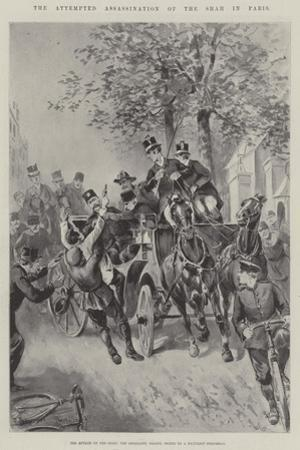 The Attempted Assassination of the Shah in Paris