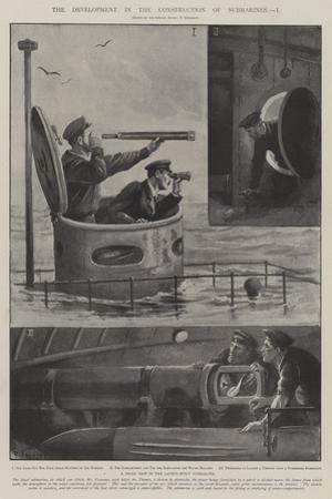 The Development in the Construction of Submarines