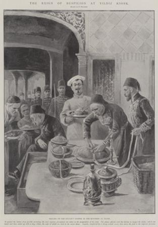 The Reign of Suspician at Yildiz Kiosk