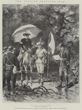 The Spanish-American War, the First Flag of Truce by Paul Frenzeny