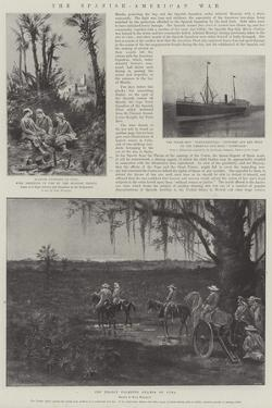 The Spanish-American War by Paul Frenzeny