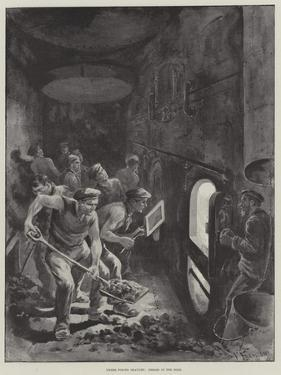 Under Forced Draught, Heroes in the Hold by Paul Frenzeny