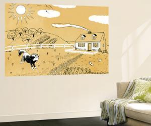 Down on the Farm - Jack & Jill by Paul Froelich