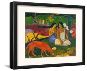 Gauguin: Arearea, 1892 by Paul Gauguin