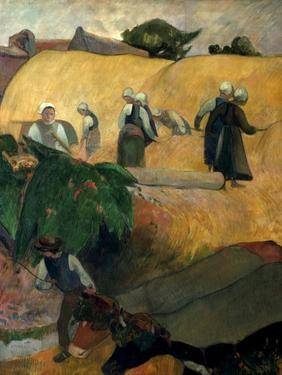 Gauguin: Breton Women by Paul Gauguin