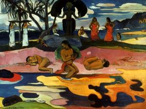 Gauguin: Day Of God, 1894 by Paul Gauguin